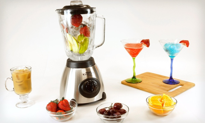 Cookinex 1.5-Liter Kung Fu Glass Blender: $36.99 for a Cookinex 1.5-Liter Kung Fu Glass Blender ($69.99 List Price). Free Shipping and Returns.