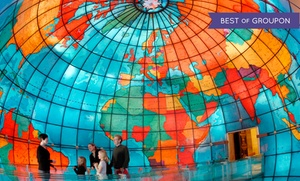 The Mapparium: Admission for One, Two, or Four at the The Mapparium (Up to 50% Off)