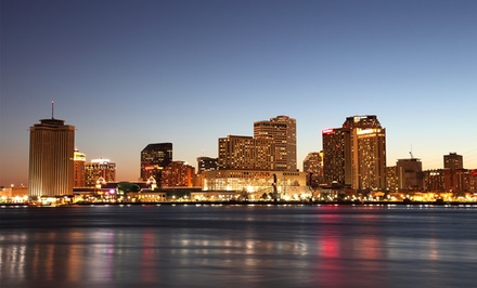 Stay at Wyndham Garden Baronne Plaza in New Orleans, with Dates into March