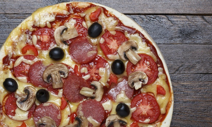 Sicily Pizza - Rogers Seabreeze: Up to 40% Off Pizza, Subs, and Italian Food at Sicily Pizza