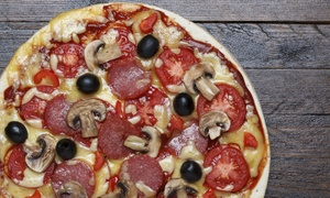Sicily Pizza: Up to 40% Off Pizza, Subs, and Italian Food at Sicily Pizza