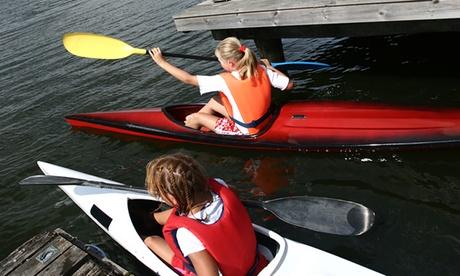 Multiventura para una o dos con ruta en canoa y tiro con arco desde 9,90 € en la Reserva de la Biosfera Terras do Miño