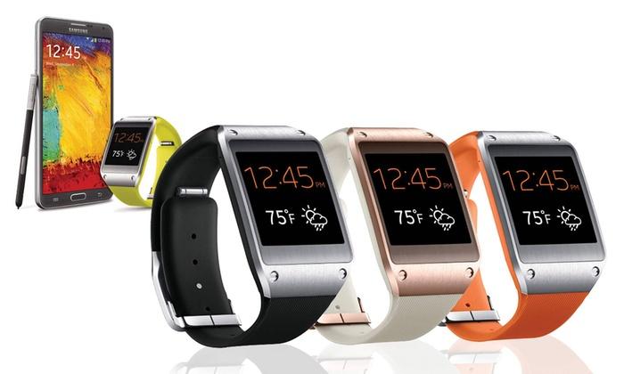 Samsung Galaxy Gear SmartWatch: Samsung Galaxy Gear SmartWatch. Multiple Colors Available. Free Returns.