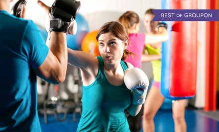 $20 for 30 Kickboxing and Fitness Classes from FIGHT2FITNESS ($299 Value)
