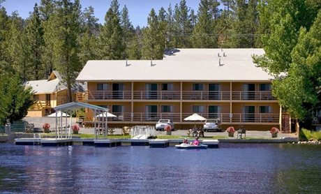 California Lodge in Big Bear Lake