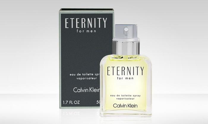Calvin Klein Eternity for Men Eau de Toilette: Calvin Klein Eternity for Men Eau de Toilette; 1.7 Fl. Oz.