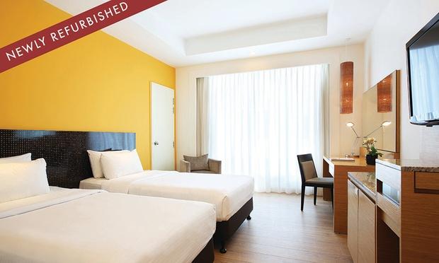 Singapore: 4* Village Hotel Changi 2