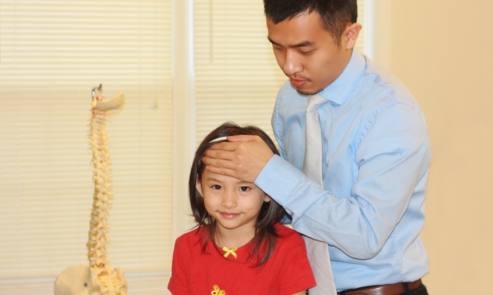 Dr. Hung Vuong Chiropractic - Lawrenceville: $39 for Chiropractic Package at Dr. Hung Vuong Chiropractic ($350 Value)