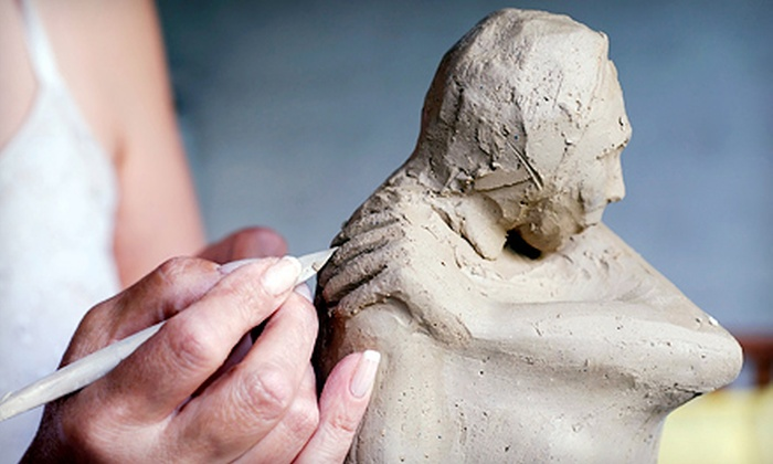 Adventures in Clay - Mission: $89 for a Two-Day Ceramics Class at Adventures in Clay ($200 Value)