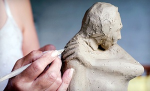 $89 For A Two-day Ceramics Class At Adventures In Clay ($200 Value)