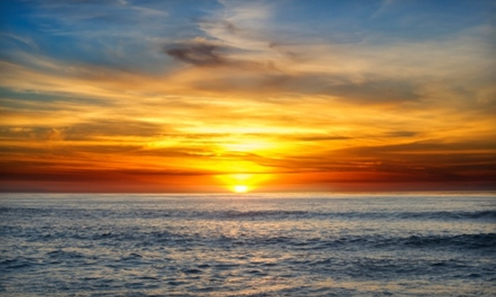 Pacific Sunset Cruises - San Diego : 90-Minute Sunset Cruise with Beverage for 1, 2, 4, or 10 from Pacific Sunset Cruises (Up to 67% Off)