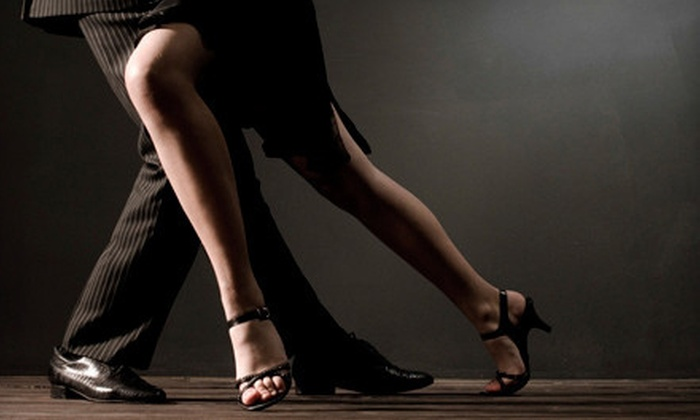 Pick School of Ballroom Dancing - Central Sunset: $50 for Four Beginners Group Dance Lessons for Two at Pick School of Ballroom Dancing ($104 Value)