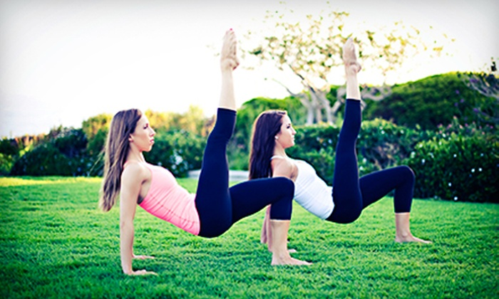 Tone Barre - Orange: 5 or 10 Barre, Tabata, or Zumba Classes at Tone Barre (Up to 62% Off)
