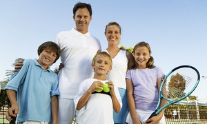 Blakeney Racquet and Swim Club: One or Two 60-Minute Private Tennis Lessons at Blakeney Racquet and Swim Club (Up to 58% Off)