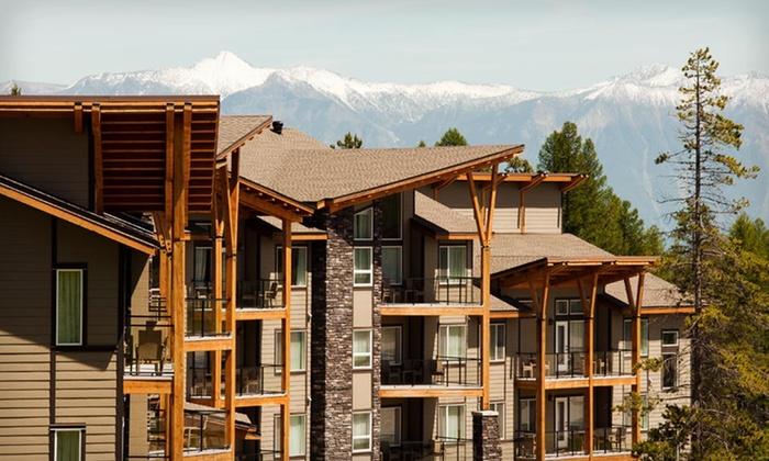 Mountain Spirit Resort - Kimberley: Three- or Four-Night Stay at Mountain Spirit Resort in Kimberley, BC