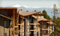 Four-Star Mountain Lodge in British Columbia