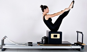 Fit Stop Inc: One-Month Gym Membership and Three or Six Pilates Reformer Classes at Fit Stop Inc. (Up to 58% Off)