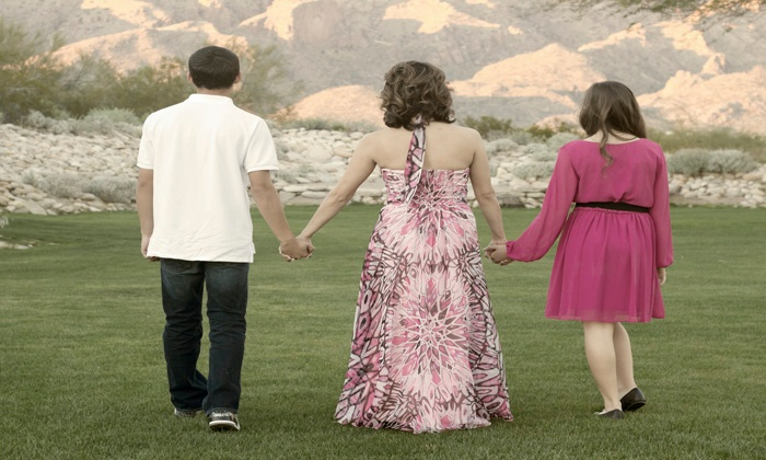 Sally Marie Photography - Tucson: 30-, 45-, or 60-Minute Photoshoot from Sally Marie Photography (Up to 60% Off)