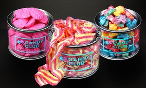 Candy Club: One- or Three-Month Membership from Candy Club (Up to 46% Off)