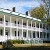 Landon House Mansion and Estate - on location: Civil War Ghost Tour with Barbecue Dinner for an Adult or Child at Landon House Mansion in Frederick (Up to 63% Off)