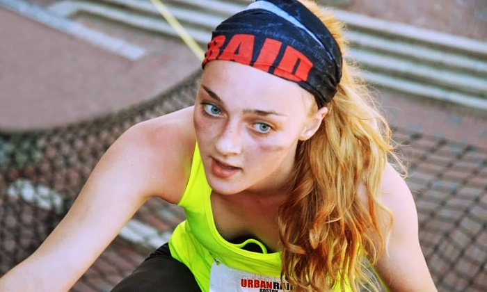 Urban Raid - Boston: Entry to Urban Raid Obstacle-Course 5K on Saturday, October 24, with Beer and T-shirts for One or Two (48% Off)