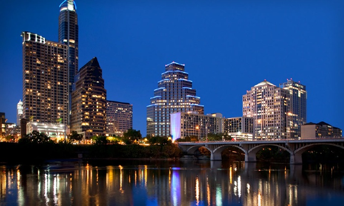 3.5-Star Mystery Hotel - Austin: Stay for Two at 3.5-Star Mystery Hotel in Austin, TX