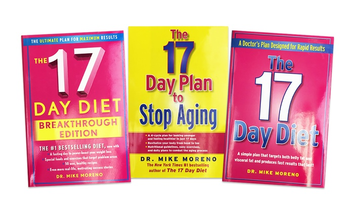 The 17 Day Diet Book Bundle (3-Pack) ...