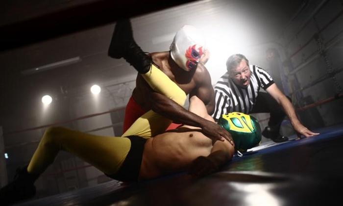 Fusion Wrestling - 4: $50 for $80 Worth of Wrestling — Fusion Wrestling