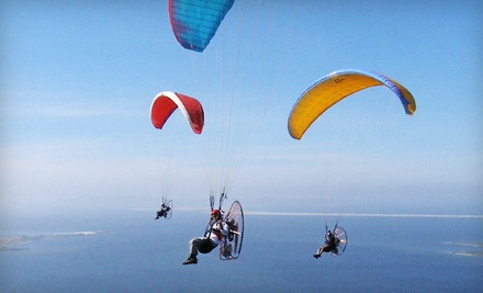 Paragliding Lesson Over Richmond - Xperience Days