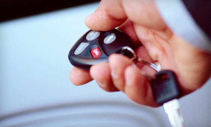 PH.D Electronics, Inc. - Little Village: $149 for a Compustar Remote Car Starter with Installation and Two Remotes at PH.D Electronics, Inc. ($300 Value)