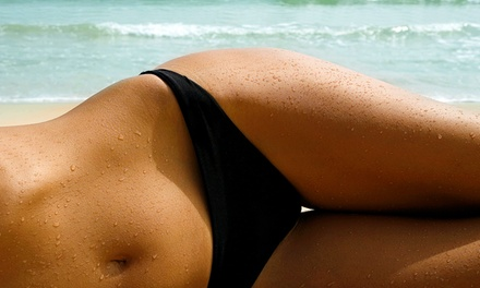 One, Three, or Five Brazilian Waxes at December Moon Skin Care & Waxing Studio (Up to $ Off)