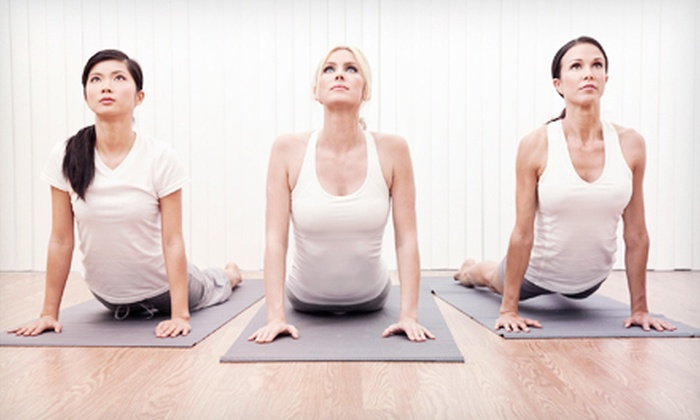 Glebe Fitness - Glebe - Dows Lake: 10 Yoga or Pilates Classes or 20 Boot-Camp Classes at Glebe Fitness (Up to 90% Off)