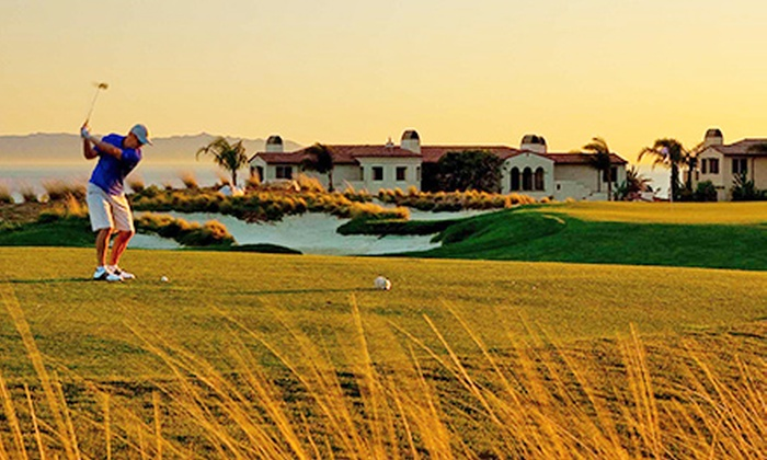 The Links at Terranea - Rancho Palos Verdes: Nine-Hole Round of Golf with Push Carts for Two or Four at The Links at Terranea (Up to 53% Off)
