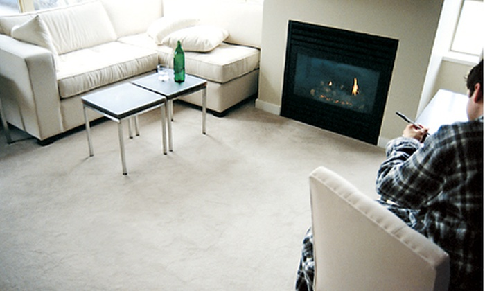 Air Fresh Chem-Dry - Orange County: Carpet Cleaning for Three or Four Rooms from Air Fresh Chem-Dry (Up to 78% Off)