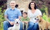 Amber Fite Photography - Overhills Creek: $75 for a Pets-and-Family Photo Shoot with Prints from Amber Fite Photography in Spring Lake ($227 Value)