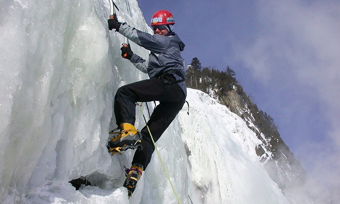 Aventurex - Lairet: Introduction to Ice Climbing for One or Two with Aventurex (Up to 52% Off)