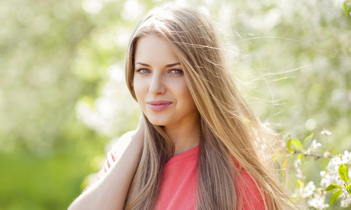 Celebrity Beauty Studio - Boca Raton: Keratin Treatment, Five Styling Sessions, or Cut and Color at Celebrity Beauty Studio (Up to 67% Off)