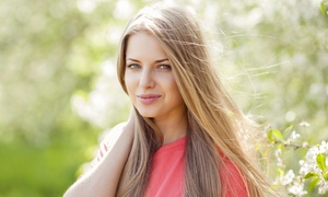 Biometrix Hair Center: $87 for a Full Set of Hair Extensions at Biometrix Hair Center ($300 Value)