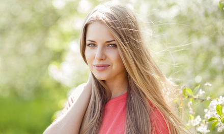 Haircut & Full Highlights or Balayage from a Level 1 or 2 Stylist at Robert Jeffrey Lincoln Park (Up to 52% Off)
