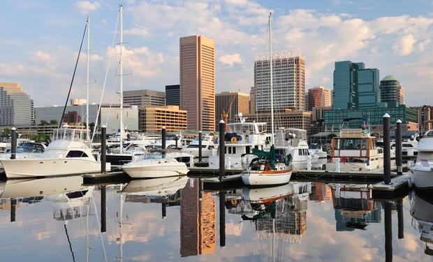Royal Sonesta Harbor Court Baltimore - Otterbein: Stay with Valet Parking at Royal Sonesta Harbor Court Baltimore in Baltimore, MD; Dates Available into September