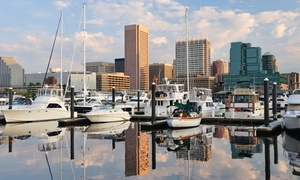 Royal Sonesta Harbor Court Baltimore: Stay with Valet Parking at Royal Sonesta Harbor Court Baltimore in Baltimore, MD; Dates Available into September