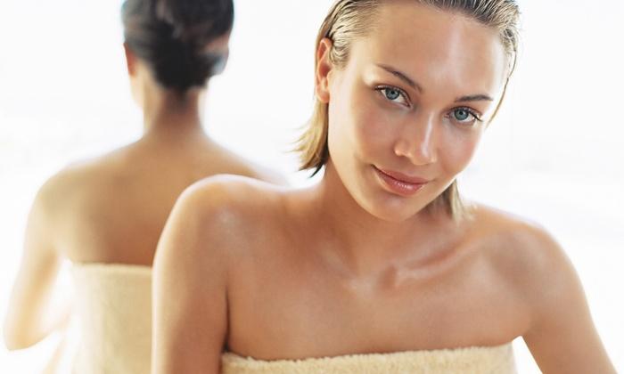 Revolution Hair & Body Salon - Multnomah: 3, 5, or 10 Infrared-Sauna Sessions at Revolution Hair & Body Salon (Up to 53% Off)