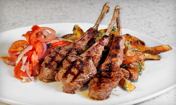 Gizzi's - West Village,Downtown,Union Square: Grilled Dinner with Appetizers and Drinks for Two or Four at Gizzi's (Up to 54% Off)