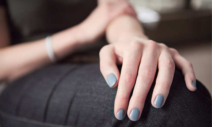 Velva at Halo Studios - Omaha: $17 for a Shellac Manicure at Halo Studios ($35 Value)