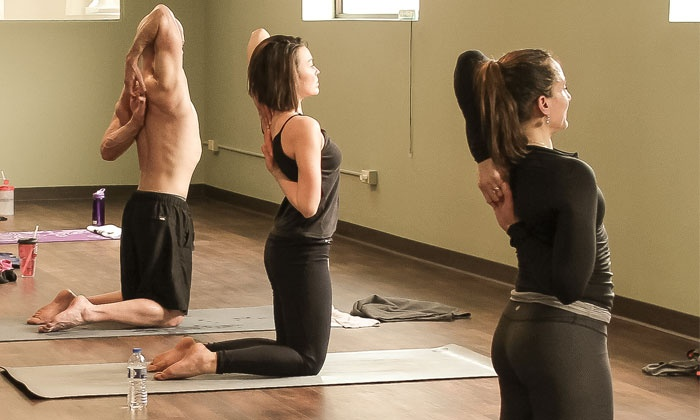 Yoga at the Yard - Grandview Heights: Six or 12 Yoga Classes, or One Month of Unlimited Classes at Yoga at the Yard (Up to 62% Off)