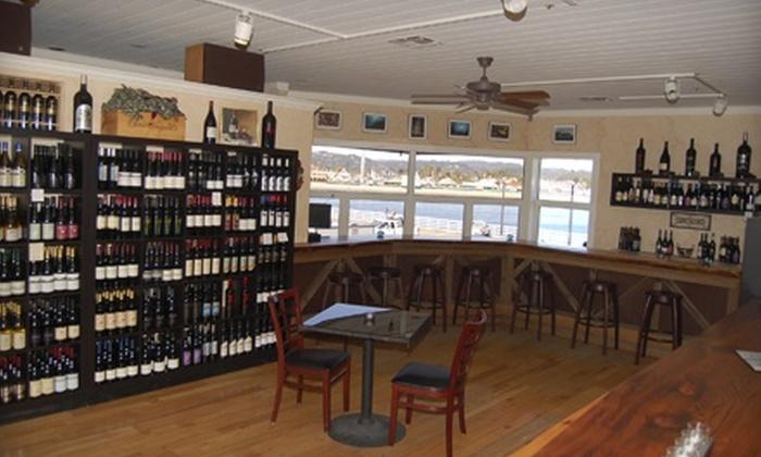 Vino Prima - Santa Cruz: $13 for $25 Toward Wine Tasting Package for Two at Vino Prima