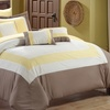10-Piece Oversized Danny Comforter Set with Sheets Included