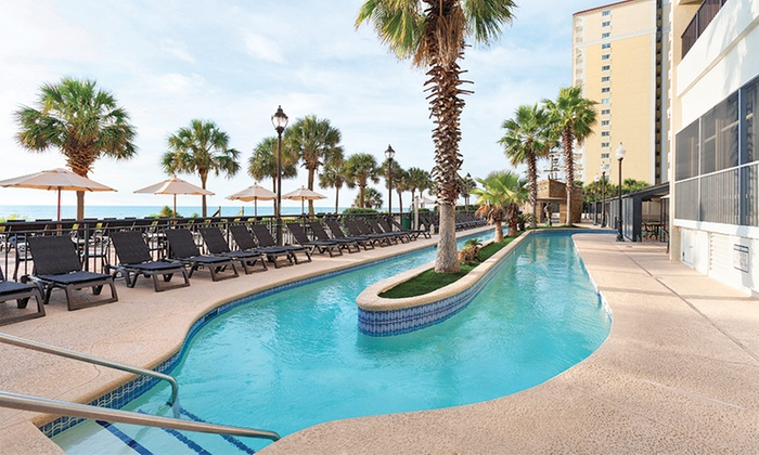 Kid-Friendly Oceanfront Resort in Myrtle Beach