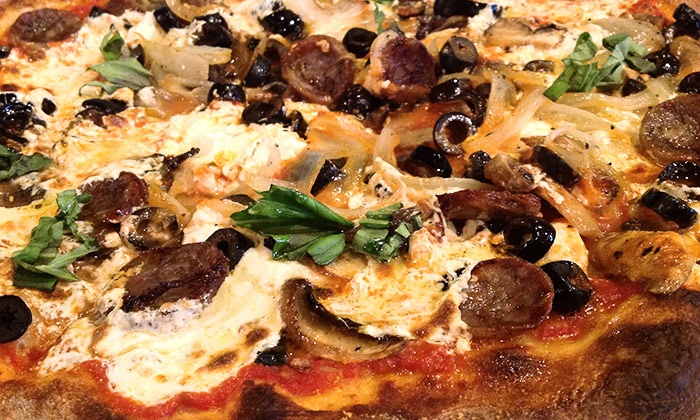 Rosedale Brick Oven Pizzeria - North Naples: Italian Food for Two or Four at Rosedale Brick Oven Pizzeria (40% Off)
