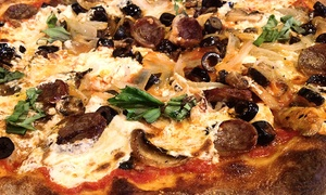42% Off Italian Food at Rosedale Brick Oven Pizzeria at Rosedale Brick Oven Pizzeria, plus 6.0% Cash Back from Ebates.